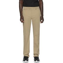 Fendi Tan Stretch Chino Trousers FB0543 AAO5