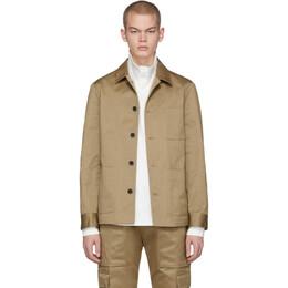 Barena Beige Valera Overshirt Jacket OSU2561 - 2394