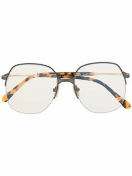 Karen Walker очки Valentina в массивной оправе KWB1927265