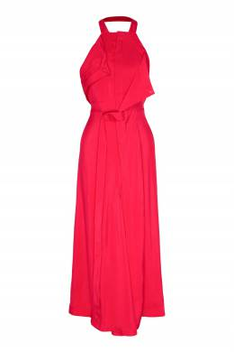 Платье миди цвета фуксии Marco Jacquemus 2985166655
