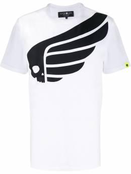 Hydrogen футболка с круглым вырезом и принтом 265608