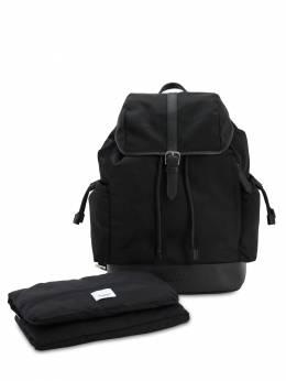 Рюкзак Для Пеленания Из Кожи И Нейлона Burberry 73I1US011-QTExODk1
