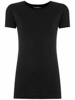 Dolce&Gabbana футболка с короткими рукавами F8H32TG7TLC