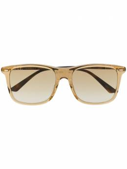 Gucci Eyewear солнцезащитные очки в квадратной оправе GG0518S