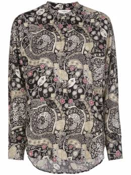 Isabel Marant Etoile блузка на пуговицах CH062820P024E