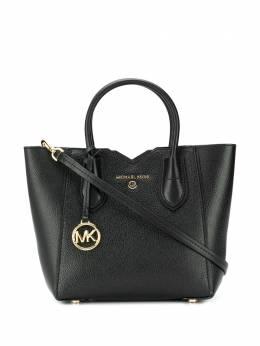 MICHAEL Michael Kors маленькая сумка-мессенджер Mae 30H9GM5M1L