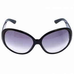Jimmy Choo MOJO/S Snakeskin Oversized Sunglasses 247971