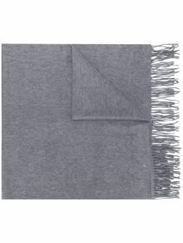 N.peal шарф с бахромой NPA108