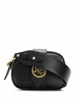 Just Cavalli сумка на плечо с пряжкой в виде дракона S07WG0162PR227