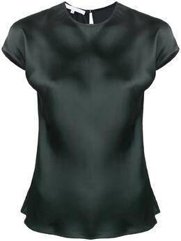 Helmut Lang футболка с рукавами кап I05HW518