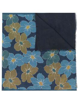 Dell'oglio шарф с цветочным принтом ANDALOS1604