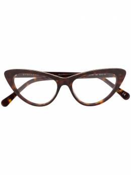 Stella Mccartney Eyewear очки в оправе 'кошачий глаз' SC0190O
