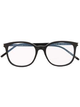 Saint Laurent Eyewear очки в круглой оправе SL307