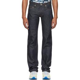 A.P.C. Indigo Raw New Standard Jeans CODBS-M09001