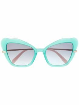 Emilio Pucci солнцезащитные очки в оправе 'бабочка' EP0135