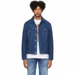 Diesel Blue Denim Hill-Ne Jacket 00SV3U 0098H