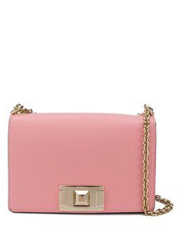 Furla сумка через плечо с застежкой-зажимом 1045377