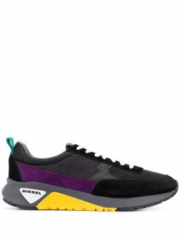 Diesel кроссовки со вставками Y01998P2485