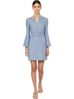 Платье Мини Из Крепа Valentino 71I52O042-Mzk00