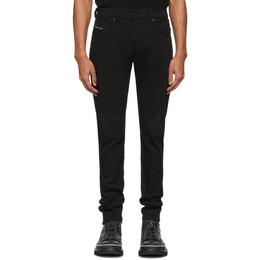 Diesel Black D-Strukt Jeans 00SPW5 069JB