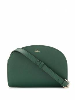 A.P.C. сумка через плечо с логотипом PXBJQF61048