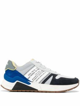 Diesel кроссовки с принтом Y02111P3010