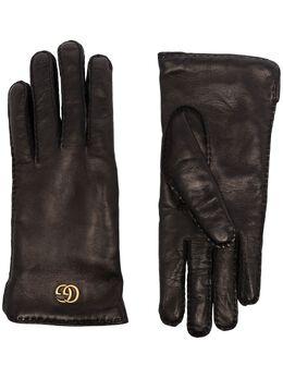 Gucci перчатки Maya с логотипом GG 554281BN060