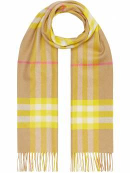 Burberry клетчатый шарф 8023383