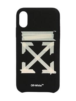Чехол Для Iphone X/xs Off-White 71IJSX024-MTA0OA2