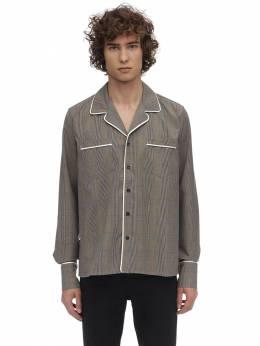 Рубашка Из Смешанной Вискозы Rhude 70I5LU006-QlJPV041