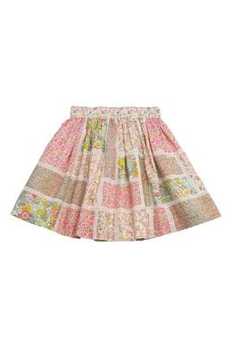 Цветная юбка-полусолнце Bonpoint 1210168182