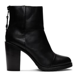 Rag&Bone Black Newbury 2.0 Boots WFF19HF0501C55-BLK