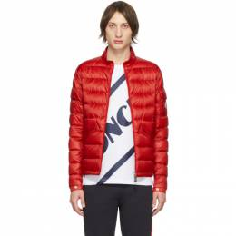 Moncler Red Down Agay Jacket 1A1100053279448