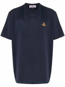 Vivienne Westwood футболка оверсайз S25GC0460S22634