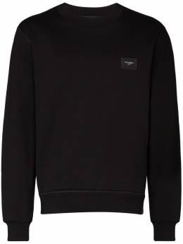 Dolce&Gabbana свитер с логотипом G9PD3TFU7DU