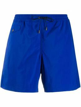 Brioni плавки-шорты с кулиской N2240LP6813