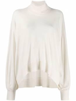 Maison Flaneur свитер с высоким воротником 19WMDSW850FY053
