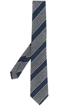 Brunello Cucinelli галстук в диагональную полоску MQ8310018CW056