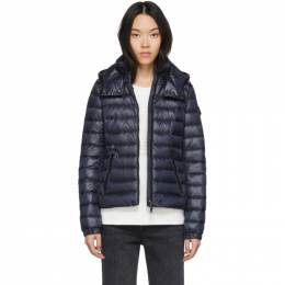 Moncler Navy Down Bleu Jacket F10931B10100C0070