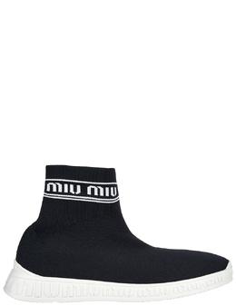 Кроссовки Miu Miu 118295