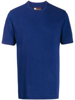 Z Zegna футболка кроя слим VU394ZZT611