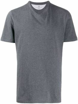 Brunello Cucinelli футболка из джерси M0T611344C080