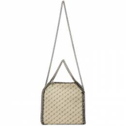 Stella McCartney Beige Mini Falabella Monogram Tote 371223W8467