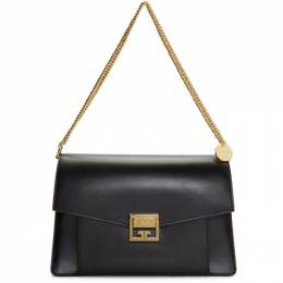 Givenchy Black Medium GV3 Bag BB501DB0LT