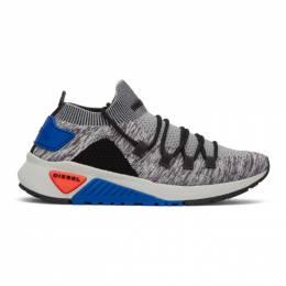 Diesel Grey S-KB Athl Sneakers Y02110 P2215