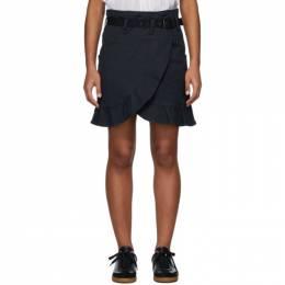 Isabel Marant Etoile Black Roan Miniskirt 20PJU1084-20P007E