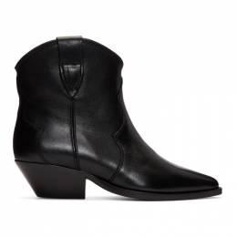 Isabel Marant Black Dewina Boots 20PBO0174-20P047S