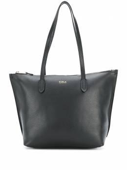 Furla сумка-тоут на молнии с логотипом 1049144