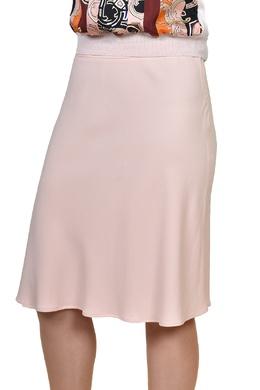 Бледно-розовая юбка на поясе Emilio Pucci 116169107