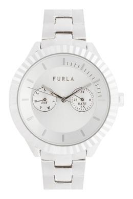 Серебристые часы Metropolis Furla 1962169995